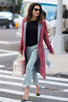 amal clooney was spotted in altuzarra in new york on 17 09