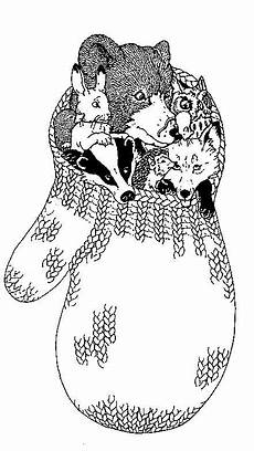animals and their coloring pages 17201 the mitten animals coloring page animal coloring pages coloring pages preschool books