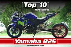 Modifikasi R25 2018 by Kaleidoskop 2018 10 Modifikasi Yamaha R25 Terkeren Versi