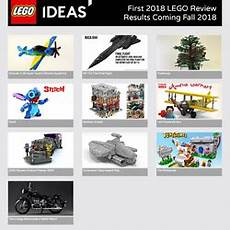 lego ideas 10 projects qualify for the 2018