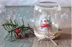 Schneekugel Selber Basteln - schneekugel basteln 36 geschenkideen zum selbermachen