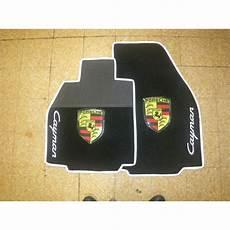 tapis de sol porsche tous models avec ou sans 233 cusson