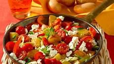 Mediterrane Diät Rezepte - kartoffelpfanne mit gem 252 se mediterranes rezept mit feta