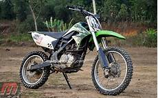 Klx Modif Enduro by Kalumbuak Racing Team Modifikasi Kawasaki Klx 150 Jawara