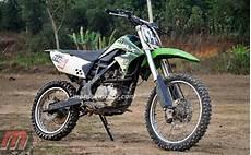 Klx Modif Enduro by Kalumbuak Racing Team Modifikasi Kawasaki Klx 150 Jawara