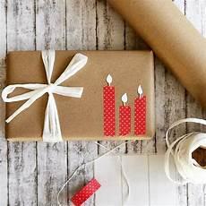Geschenke Lustig Verpacken - geschenke verpacken mit packpapier drei ratzfatz ideen