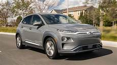 2019 hyundai kona electric driving footage