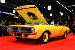 The 10 Most Expensive American Muscle Cars Ever Sold At