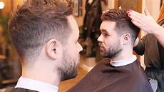 men s fade haircut for curly hair