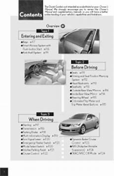car service manuals pdf 2013 lexus gs free book repair manuals 2007 lexus gs 350 manuals