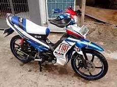Variasi Motor Zr by Foto Modifikasi Motor Yamaha New Zr Tropie