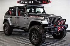 2017 Jeep Wrangler Rubicon Recon Unlimited Billet