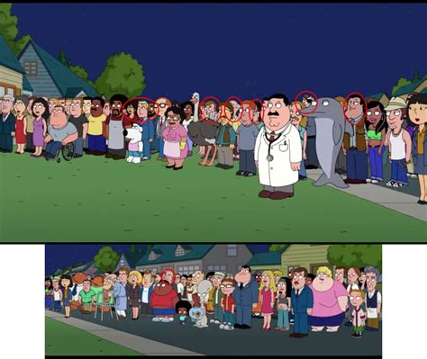 American Dad Roger Disguises