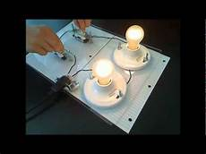 two switch two light circuit explained youtube