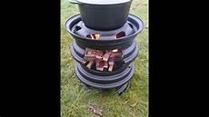 gasflasche ofen bauen diy outdoorofen felgenofen grill g 252 nstig selber bauen