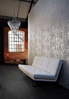 Wand Metallic Effekt - cobra by anthology slate wallpaper 111167 faux
