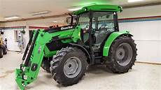 Used Deutz Fahr 5090g Tractors Year 2016 For Sale