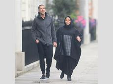 Janet Jackson spotted for first time in full Islamic dress
