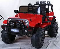 Newest Wrangler Jeep 12v Battery Powered 4x4 Kids Ride On