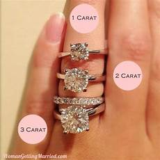 a guide to diamond carats and prices woman getting married