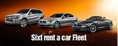sixt rent a car car hire categories sixt rent a car
