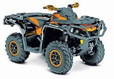 Can Am Outlander 1000 - dirt wheels magazine buyer s guide 2016 4 215 4 atvs