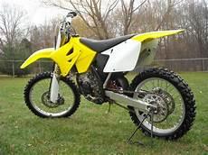 Suzuki Rm 125 - 2003 suzuki rm 125 moto zombdrive
