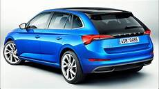 2019 Skoda Scala New Compact Family Hatchback