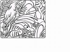 free coloring pages of animals in the rainforest 17397 rainforest coloring pages to and print for free animal coloring pages mosaic animals