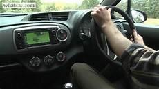 how make cars 2012 toyota yaris interior lighting 2012 toyota yaris review what car youtube
