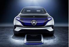 mercedes electrique 2018 mercedes eq 2018 s new electric crossover steps out by car magazine