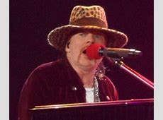 where does axl rose live