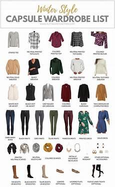 capsule wardrobe winter capsule wardrobe for the pmt winter 2019 challenge