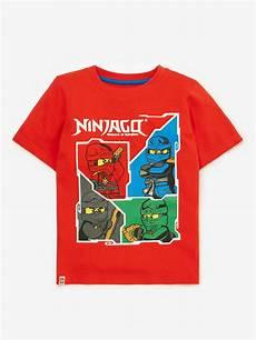 T Shirt Malvorlagen Kostenlos Ninjago Lego Children S Ninjago T Shirt At Lewis Partners