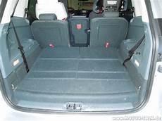 Kofferraum 7 Sitzer Kofferraumbodenh 246 He Ford C Max Mk2