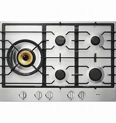 plaque de cuisson 5 feux gaz inox 75cm vigier electrom 233 nager