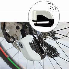 bremsscheibenschloss mit alarm 120db motorrad
