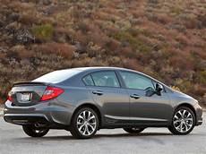 2012 Honda Civic Si Sedan Japanese Car Photos