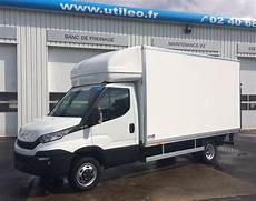 Location Iveco Daily 35c15 Chassis Cabine Hayon