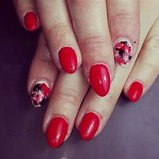 red nail art designs ideas design trends premium psd