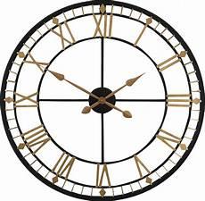 borough wharf oversized 80cm wall clock reviews