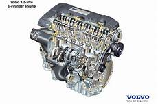 The All New Volvo S80 Driveline New Six Cylinder In