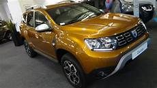 2018 Dacia Duster Prestige Tce 125 Exterior And Interior