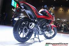 Modifikasi All New Vixion R by All New Yamaha Vixion R 2017 Matte Bmspeed7