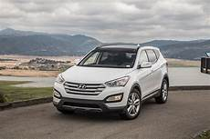 2016 Hyundai Santa Fe Sport Reviews And Rating Motor Trend