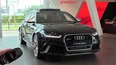 Audi Rs6 Performance - inside the audi rs6 performance 2017 in depth review