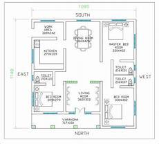 house plans in kerala with 3 bedrooms 3 bedroom low cost single floor home design with free plan
