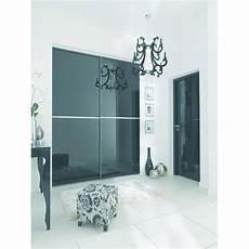 portes de placard coulissantes en verre laqu 233 reflet