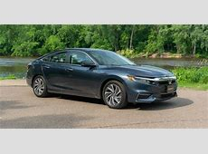 2019 Honda Insight first drive review: The 55 mpg Civic