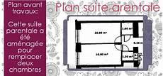 suite parentale 15m2 plan